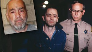 charles manson hospitalized dying marriage son