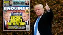 donald trump putin secret meetings