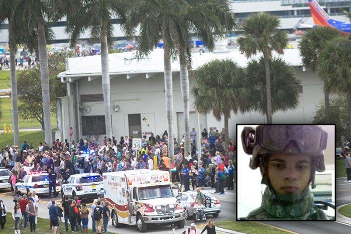 Florida airport attack