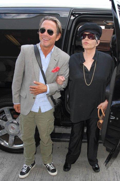 Celebrity Sightings In Los Angeles – September 11, 2015