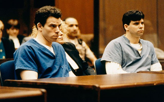 menendez brothers murder abuse new trial