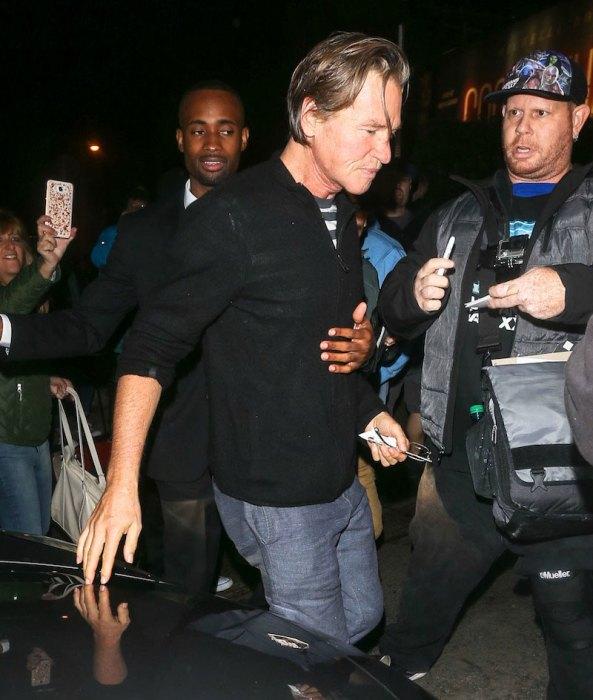 Celebrity Sightings In Los Angeles – January 05, 2017