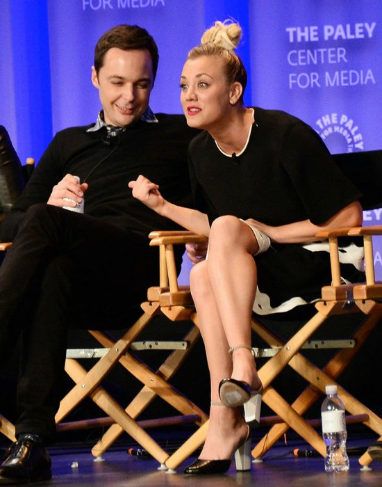 "The Paley Center For Media's 33rd Annual PaleyFest Los Angeles – ""The Big Bang Theory"" – Inside"