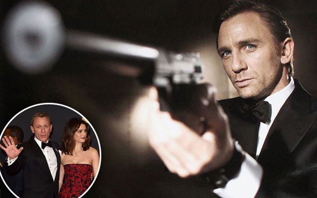 daniel craig james bond rachel weisz marriage