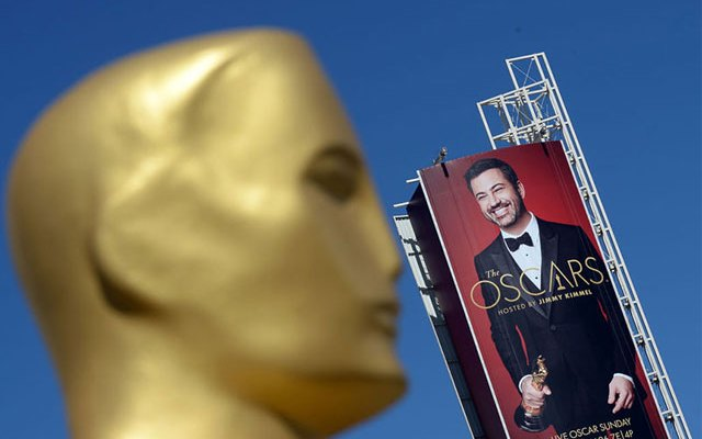 jimmy kimmel hated oscars host