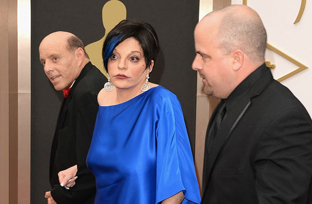 Liza Minnelli Furious Over Abusive Stepdad's Book On Judy ...