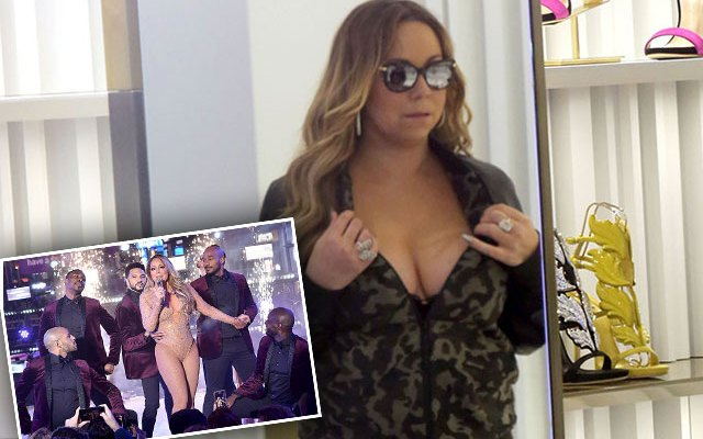 mariah carey diva antics reality show