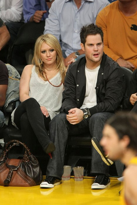 Celebrities At NBA Finals Game 3: LA Lakers Vs. Boston Celtics