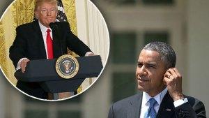 donald trump barack obama wiretapping