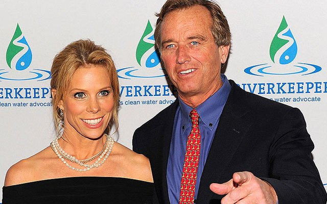 robert kennedy cheryl hines marriage