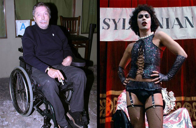 Tim Curry Health Crisis Rocky Horror Star Keeps Smoking