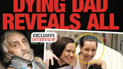 EXCLUSIVE INTERVIEW: AMANDA BERRY'S DYING DAD REVEALS ALL