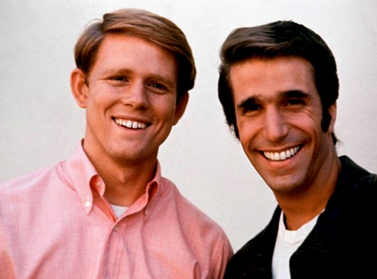 Ron Howard, Henry Winkler