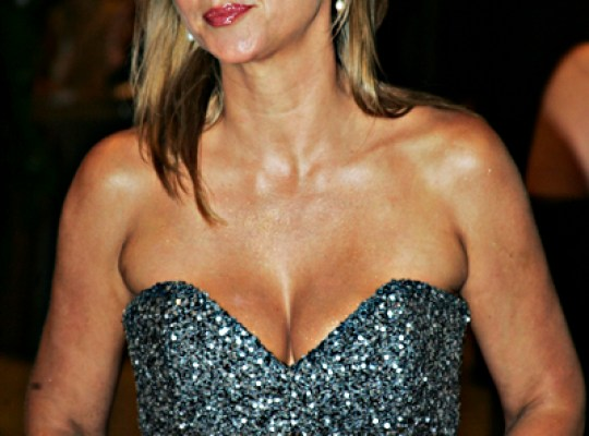 LARA LOGAN @White House Correspondent Association Annual Dinner and After Party 2011
