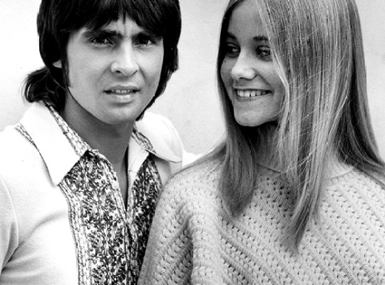 THE BRADY BUNCH - 'Getting Davy Jones' - Season Three - 12/10/71, As the president of his fan club, Marcia (Maureen McCormick) promised to deliver Davy Jones (as himself) to her school, but had no way of getting in touch with him.  (Photo by ABC Photo Archives/ABC via Getty Images)