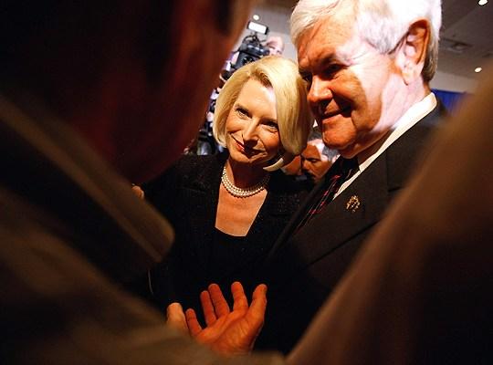 Newt Gingrich; Callista Gingrich