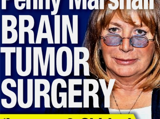 Penny Marshall, The National Enquirer