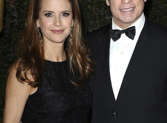 Kelly Preston, John Travolta