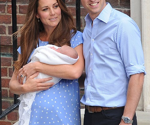 Will & Kate & George
