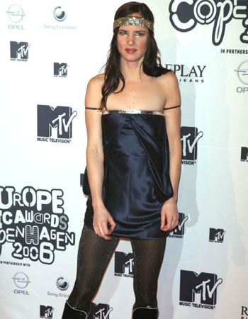 Juliette Lewis or Wonder Woman?