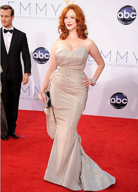 "CHRISTINA HENDRICKS ""Mad Men"""