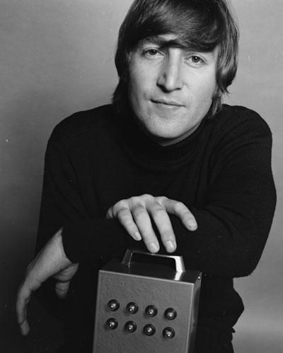John Lennon, 1940 - 1980, Murdered