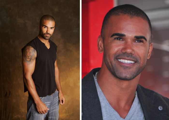 Shemar Moore, <i>The Young and the Restless</i>