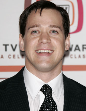 T.R. Knight plays George O'Malley