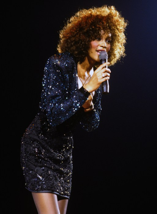 Performing in Paris in 1988