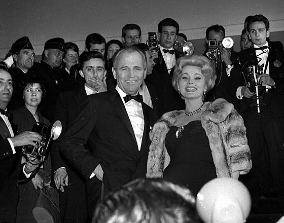 ZSA ZSA GABOR 1959