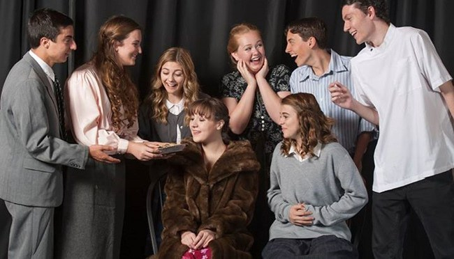 "NYA Review of MTA's ""The Diary of Anne Frank"""