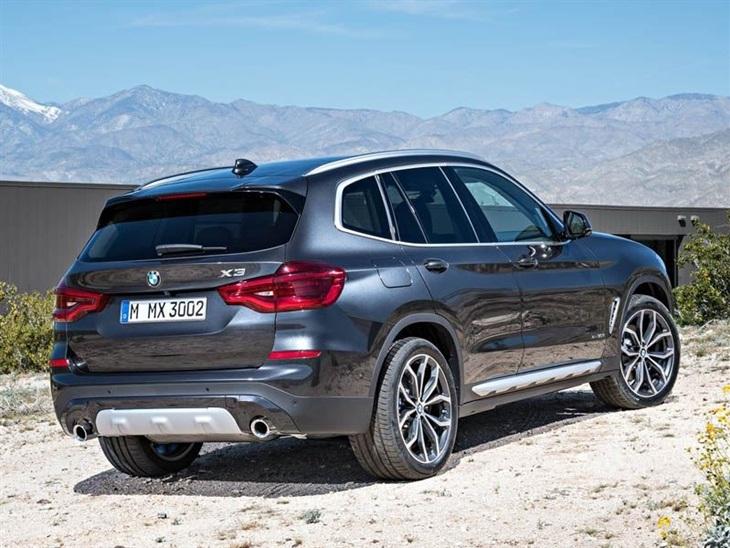 Save BMW X3  8