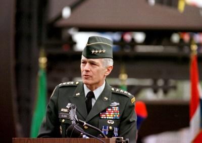 NATO Media Library: - 12 April 2000