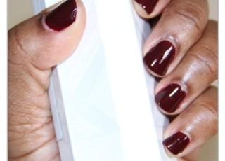 Cinna-Snap Nail Colour