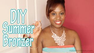 Video: DIY Summer Bronzer