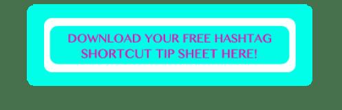 Hashtag Shortcut Button