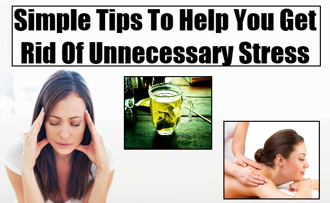 Natural Supplements To Get Rid Of Anxiety