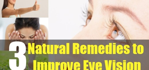 3 Natural Remedies to Improve Eye Vision