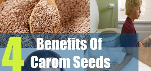 4 Benefits Of Carom Seeds