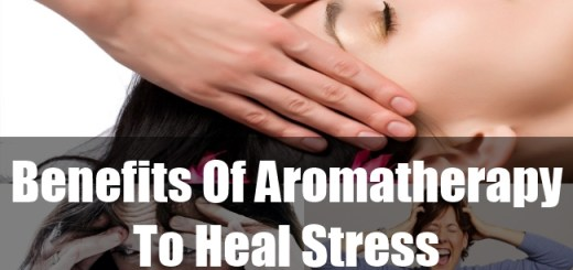 Benefits Of Aromatherapy To Heal Stress