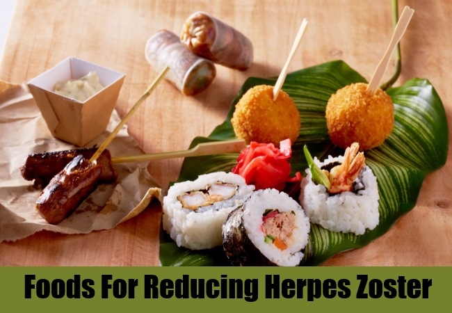 Natural Herpes Cures Foods