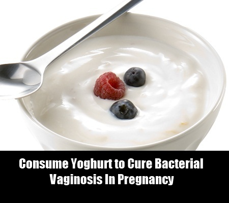 Natural Treatment For Vaginosis During Pregnancy