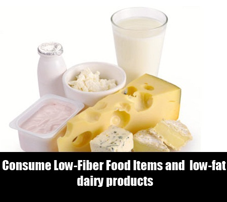 low-fat dairy products