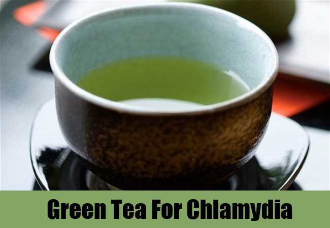 Green Tea For Chlamydia