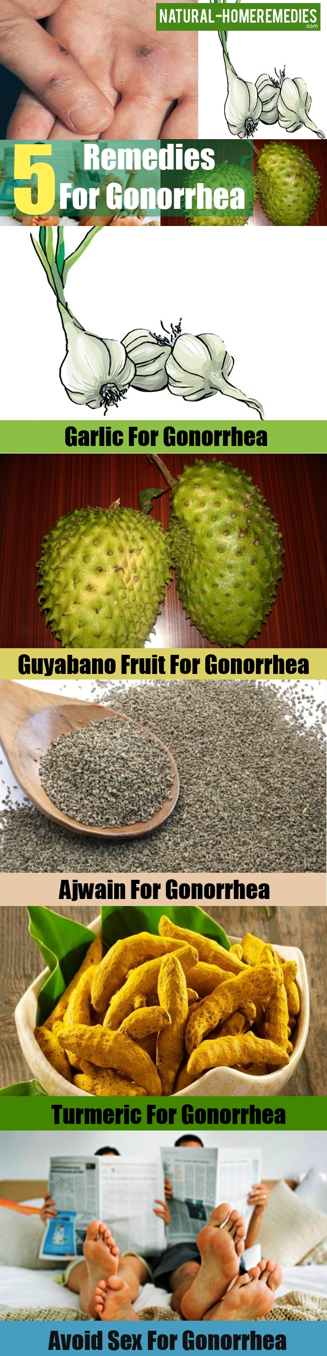 Remedies For Gonorrhea