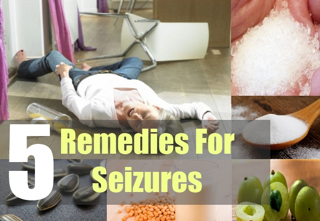 5 Home Remedies For Seizures