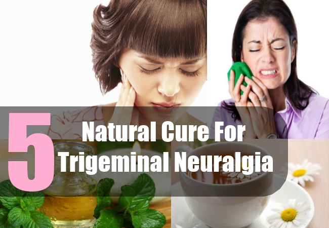 5 Natural Cure For Trigeminal Neuralgia