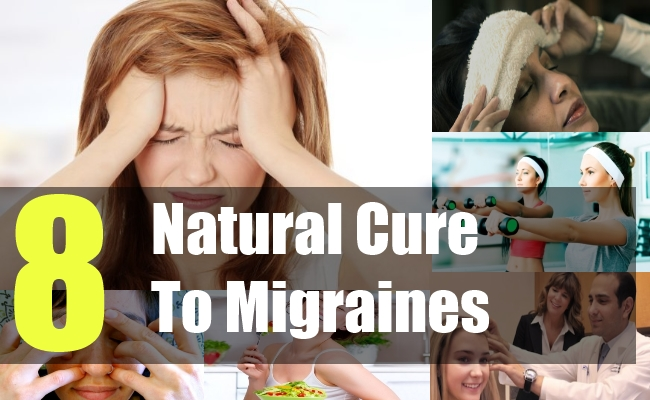 8 Natural Cure To Migraines