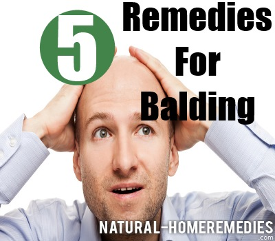 Top 5 Home Remedies For Balding