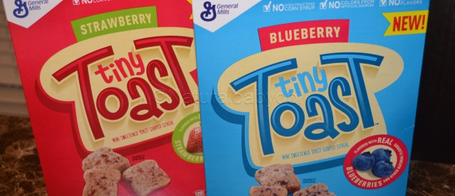 Tiny Toast Cereal Is Great For Dinner & Breakfast #TinyToastCereal #Kroger